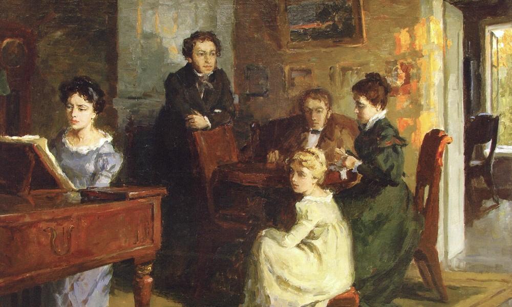 Стихи Александра Сергеевича Пушкина без рубрики