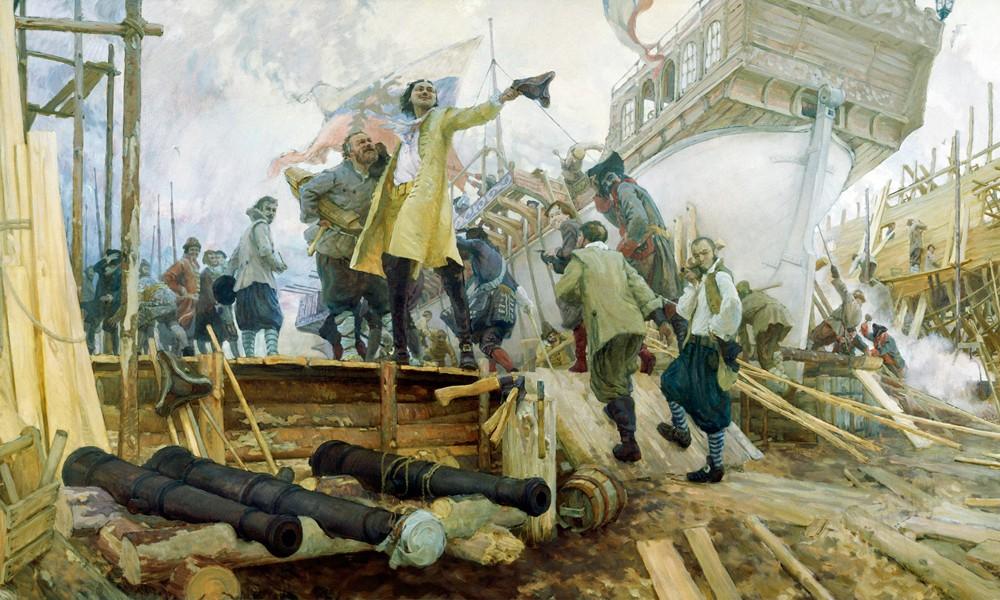 Стихи Александра Сергеевича Пушкина о царе