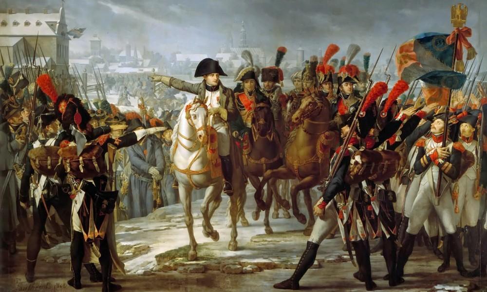 Стихи Александра Сергеевича Пушкина о Наполеоне