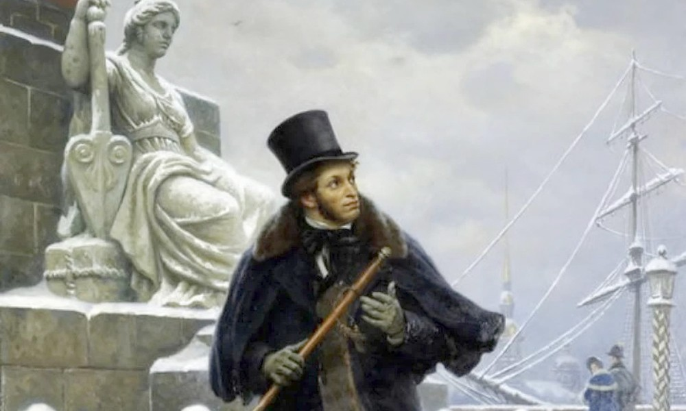 Стихи Александра Сергеевича Пушкина о судьбе
