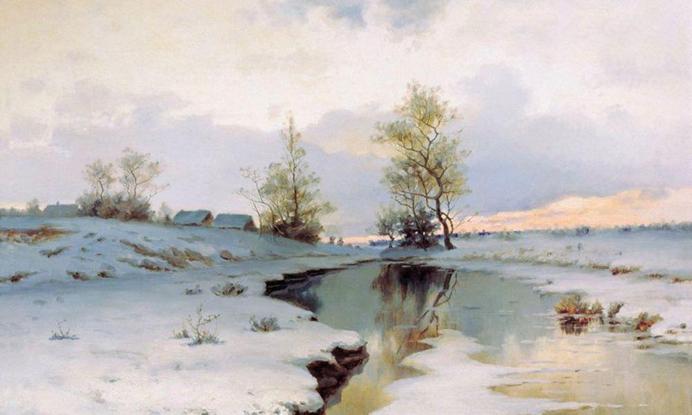 Стихи Александра Сергеевича Пушкина о весне