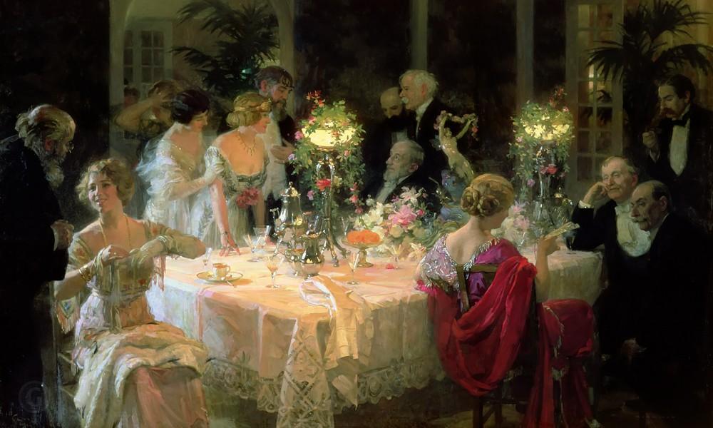 Стихи Александра Сергеевича Пушкина о застолье