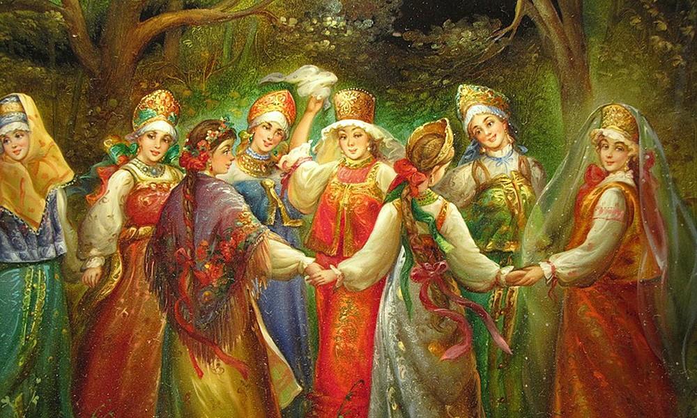 Царь Никита и сорок его дочерей